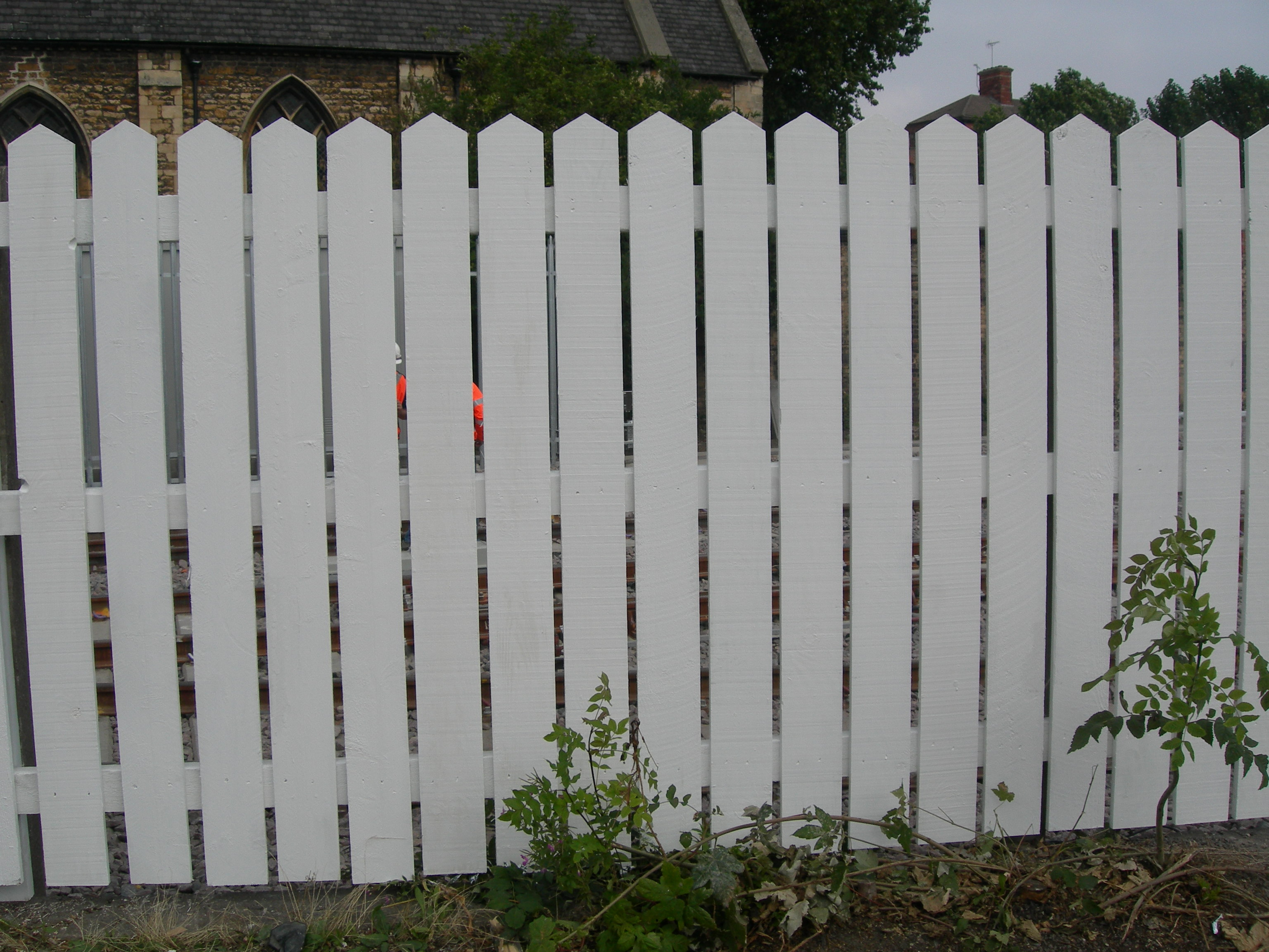 Moulds Fencing Residential Fencing